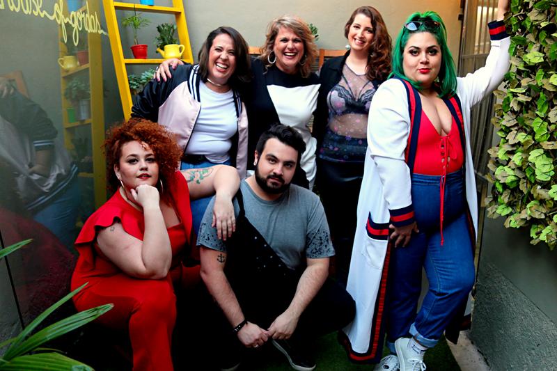 afb35e7a8 ESPAÇO CLAMARROCA – Primeira loja colaborativa de moda plus size do Brasil  comemora 1 ano com festa no sábado
