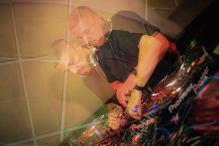 DJ Daniel Martins. Foto: Felipe Prado